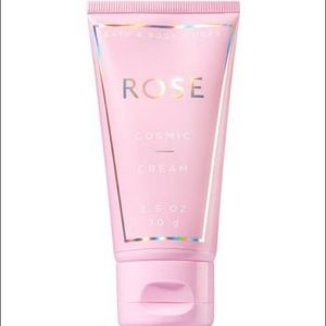 FREE w/ purchase! Rose Cosmic Cream